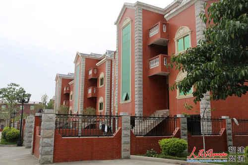 旧村改造一期,晋江大埔村的村民只要付38万元就能住上别墅 张志滨