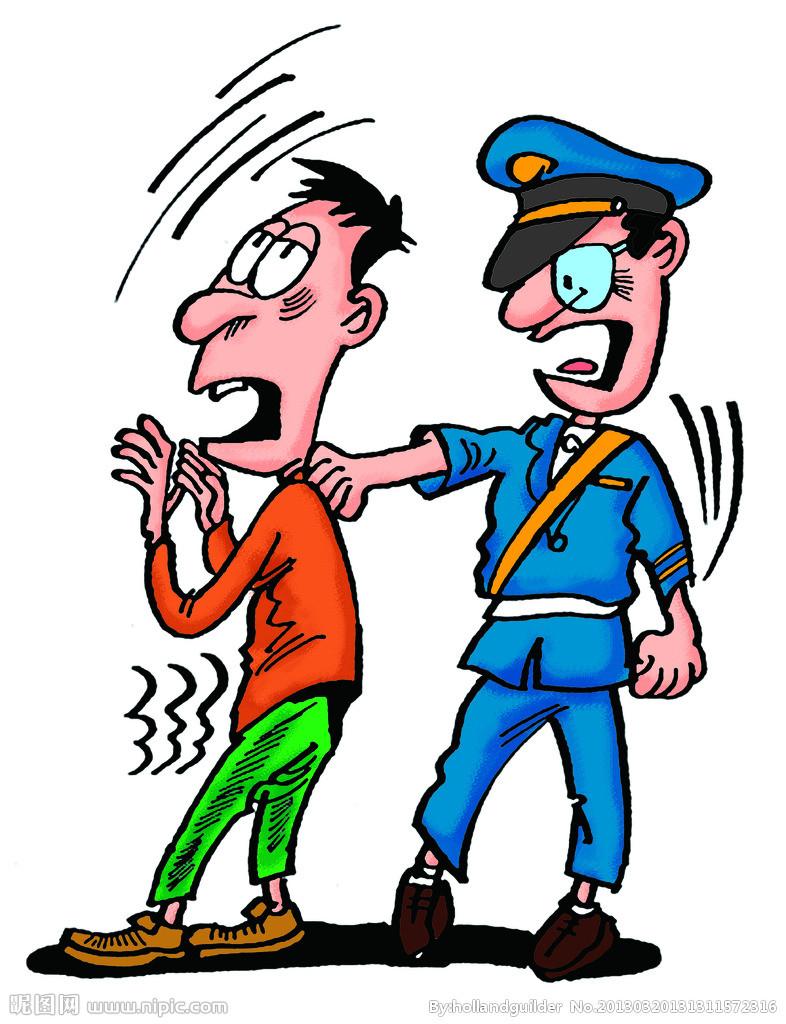 社会眼第十四期看图识小偷需遵循正当程序