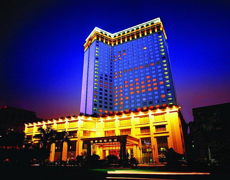 高清 东莞奢华五星级酒店大起底图片