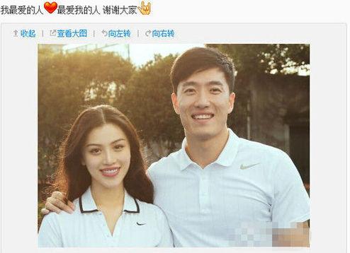 中国体育明星 择偶偏好 刘翔文体搭 同行受欢迎