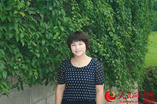 集美大学徐君莉老师个人生活照