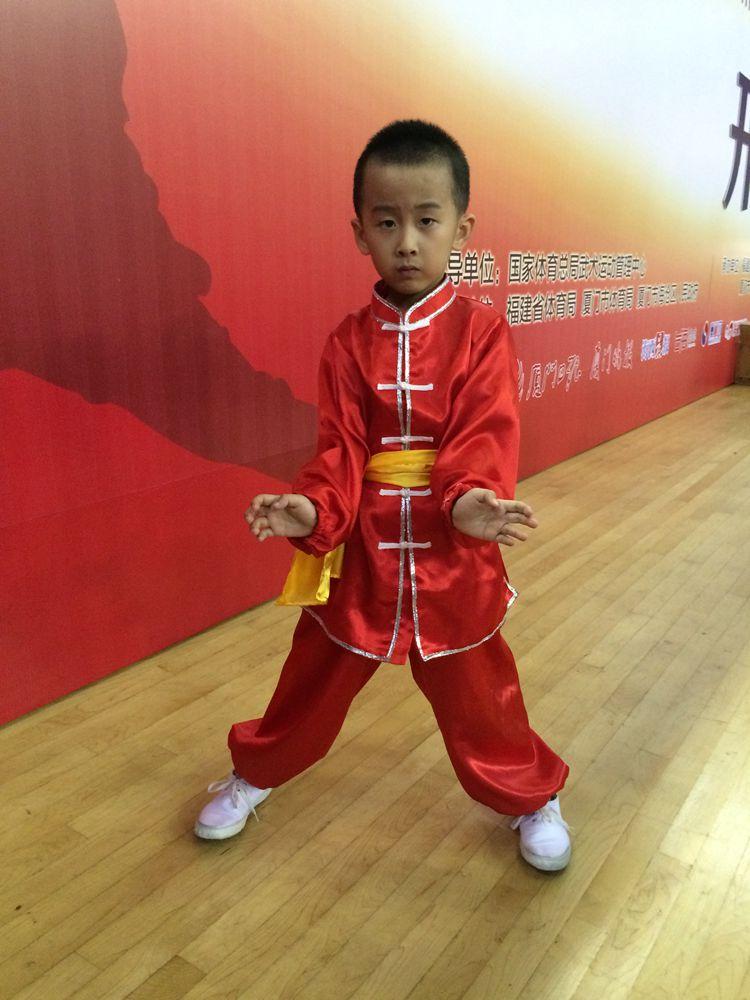 第三届厦门国际武术大赛进入第一个比赛日 五