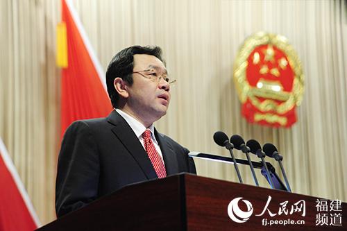 福州市委书记杨岳:拒绝平庸 发挥省会城市龙头引领作用
