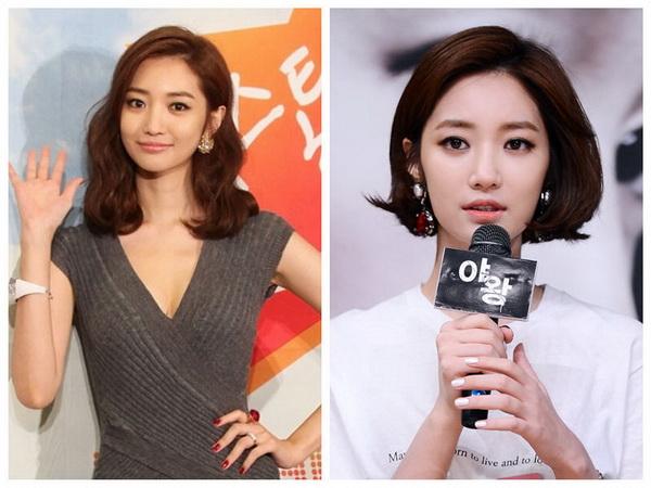 高俊熙长发短发造型对比.图片