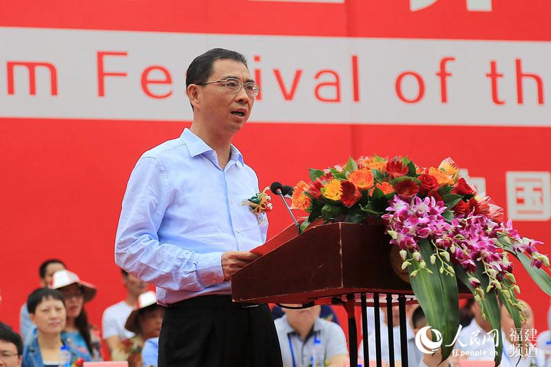 福建省旅游局局长:宁德举办任务旅游节打响清手游攻略男鬼文化图片