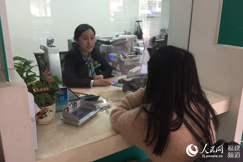 """""""90后""""银行职员:上班三年来年年春节坚持在岗为客户服务"""