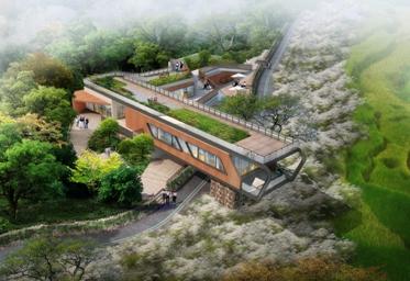 青口闽侯v流程一亿建千家山流程生态凸显汽车铝合金模具设计公园图片