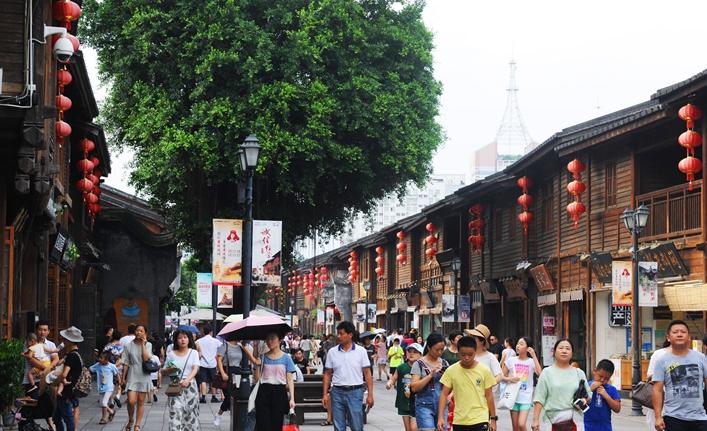 福州旅游持续升温 上半年接待游客2778.85万人次