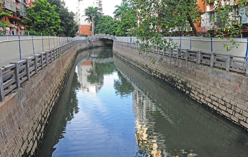 福州台江水系治理项目提速 7条内河征迁签约率超九成