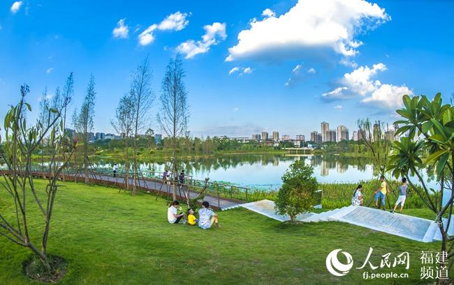 """福建漳州探索""""生态+""""模式:让百姓看得见风景、摸得着幸福"""