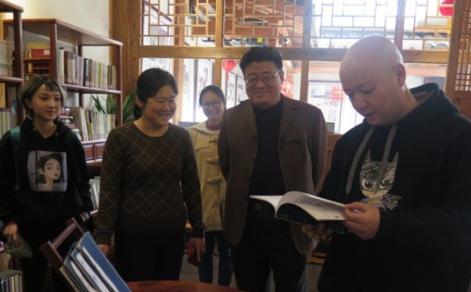 《经典咏流传》总撰稿人做客正谊书院