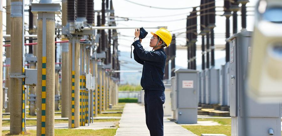 超高压电网入闽20周年 服务八闽跨越发展
