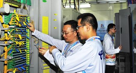 中国电信:五个万无一失 保障数字中国建设峰会