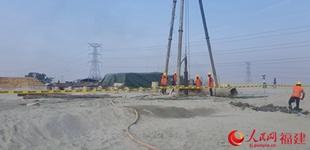 福建电建建功孟加拉:一水厂输电线路工程投运