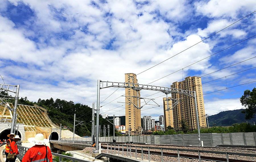 福建南龙铁路进入静态验收阶段