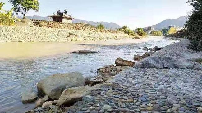 贯彻新发展理念加强统筹治理 安溪县虎邱镇打造清新流域建设样板工程