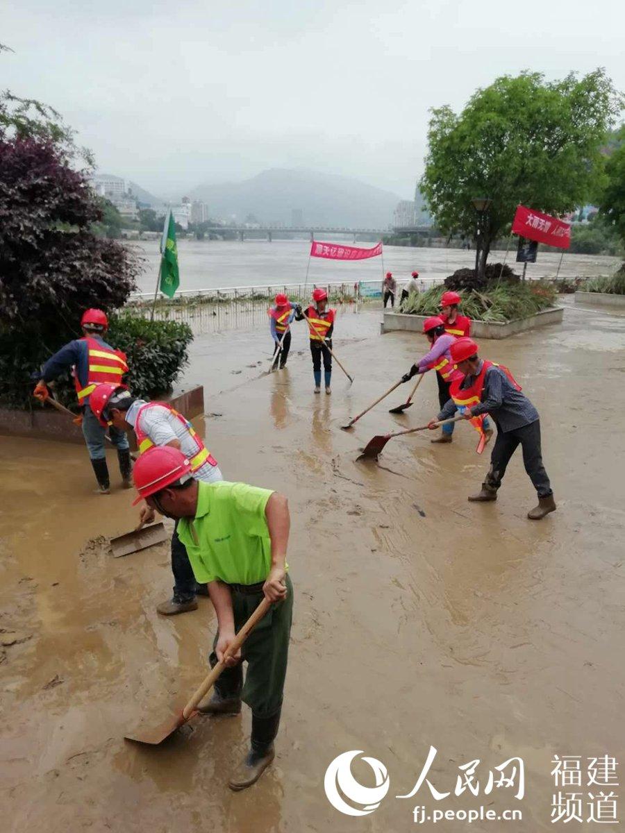 福建三明连日暴雨致5万余人受灾直接经济损失超5亿元