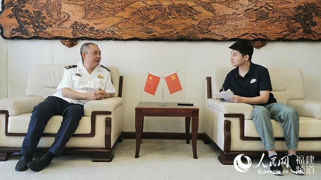 福建省港航事业发展中心党委书记