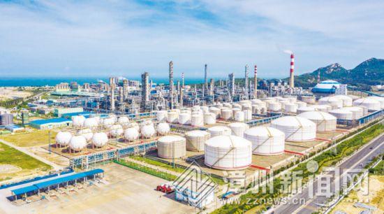 漳州古雷石化基地累计引进石化产业项目23个 总投资突破千亿元